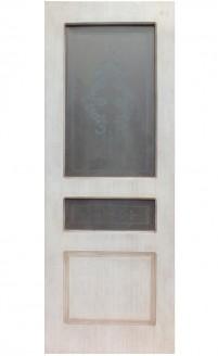 Патинированная дверь Августа-1