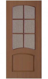 Шпонированная дверь Классика 1ДО