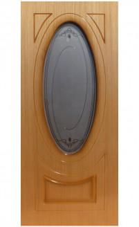 Шпонированная дверь Классика 2ДО