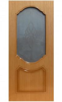 Шпонированная дверь Классика 4ДО