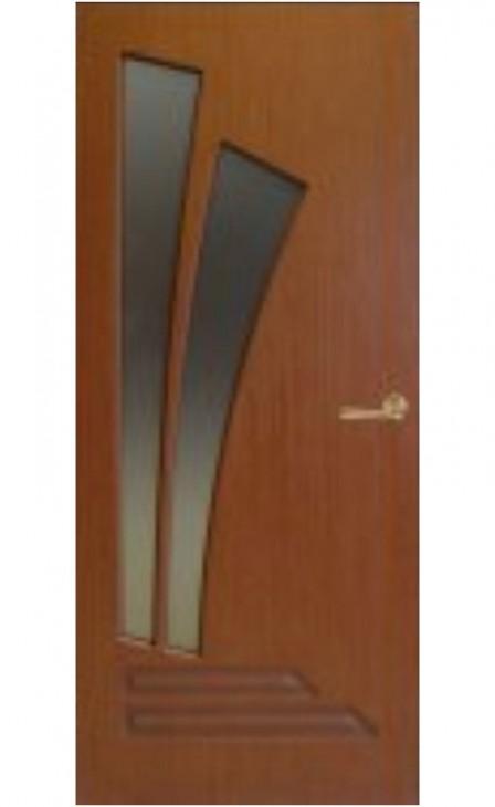 Шпонированная дверь Корона ГО