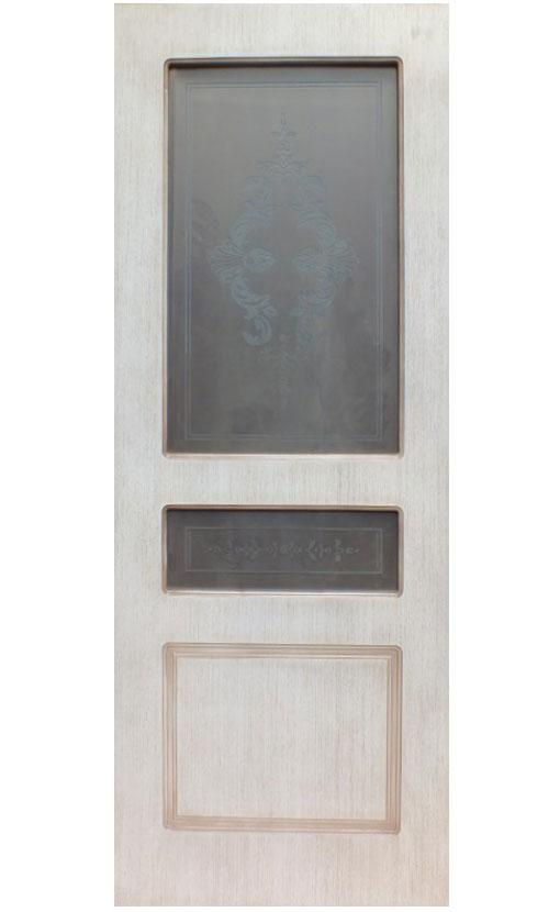 """Патинированная дверь  <br> """"Августа-1"""""""