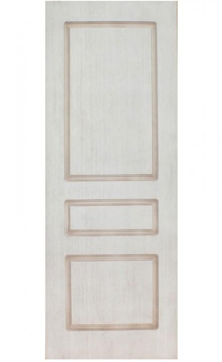Патинированная дверь Августа
