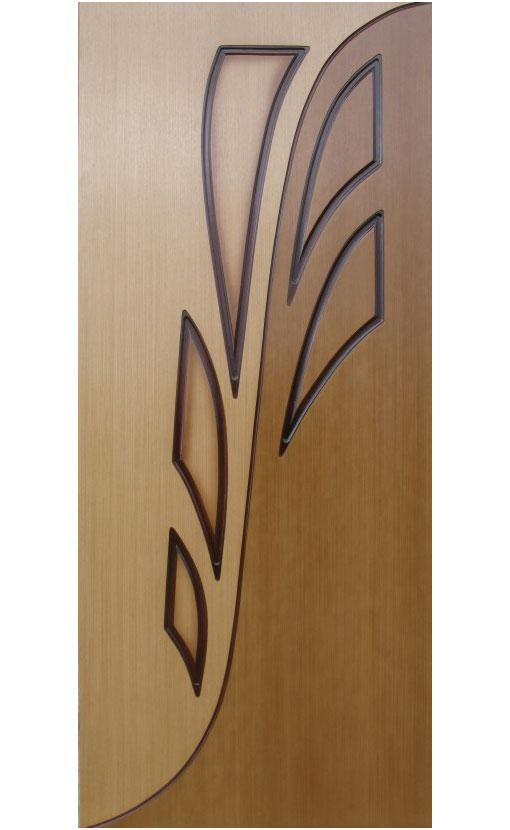 Шпонированная дверь Архидея
