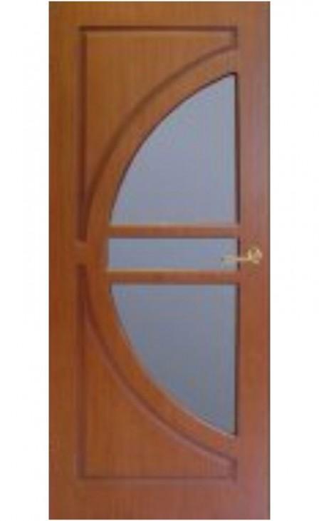 Шпонированная дверь Евро ГО