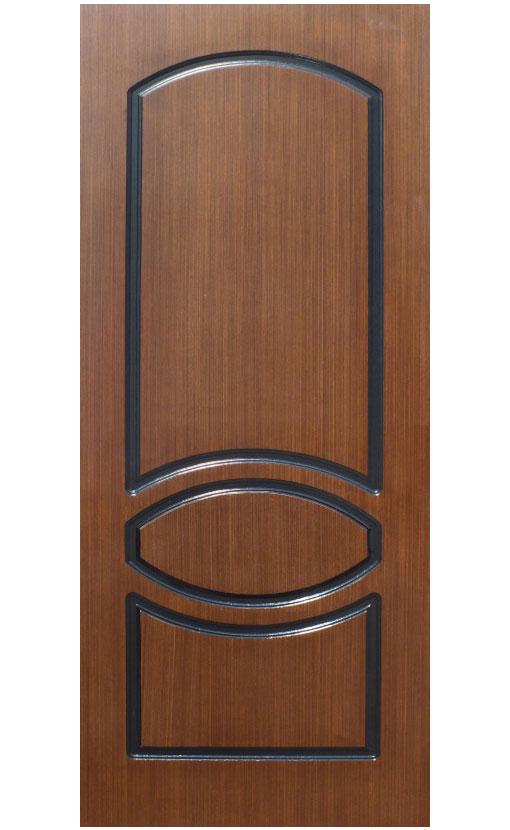 """Шпонированная дверь """"Классика 3ДГ"""""""