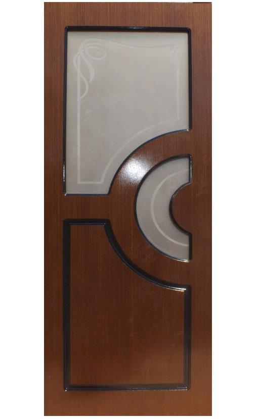 Шпонированная дверь Классика 5ДО1