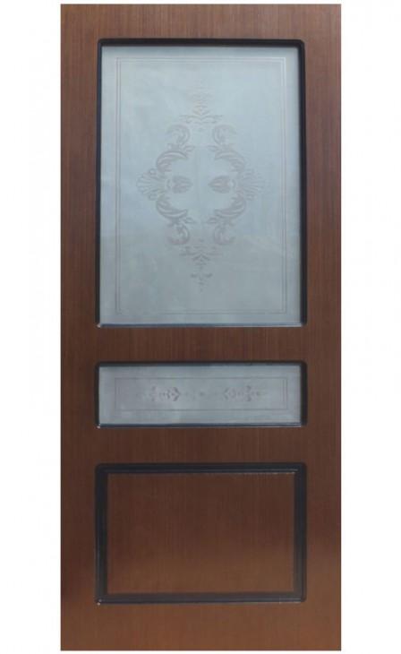 Шпонированная дверь Классика 8ДО
