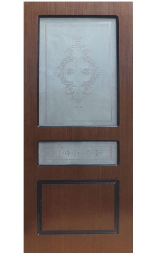 """Шпонированная дверь """"Классика 8ДО"""""""