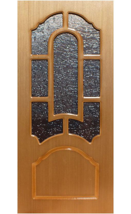 Шпонированная дверь Классика 9ДО