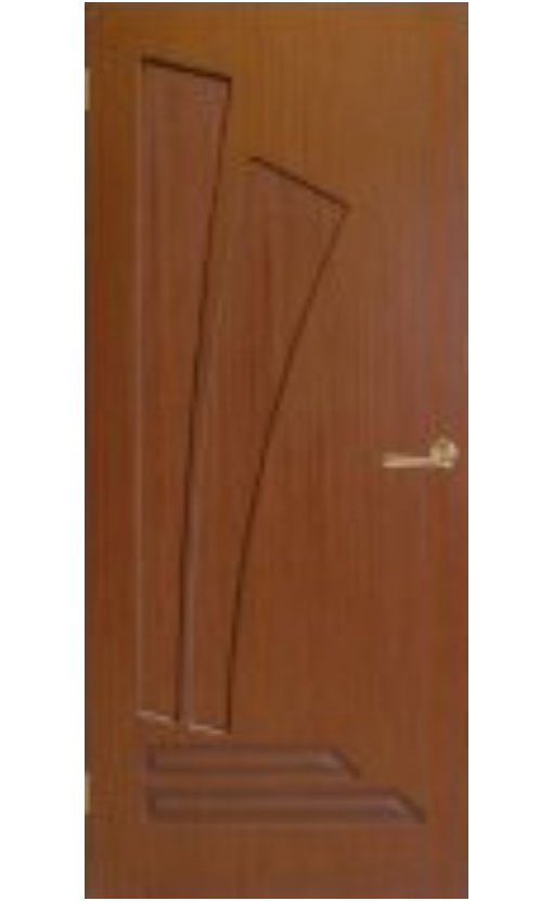 Шпонированная дверь Корона
