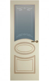 Патинированная дверь Лутеция-С1