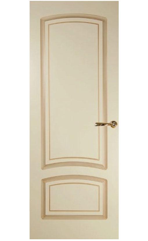 """Патинированная дверь  <br> """"Цецилия"""""""