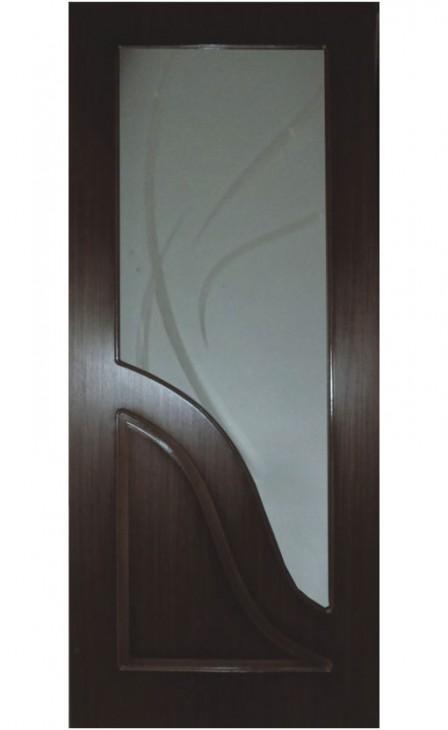 Шпонированная дверь Эседра ГО