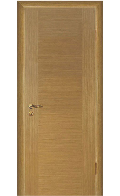 Деревянная входная дверь Италия Дуб