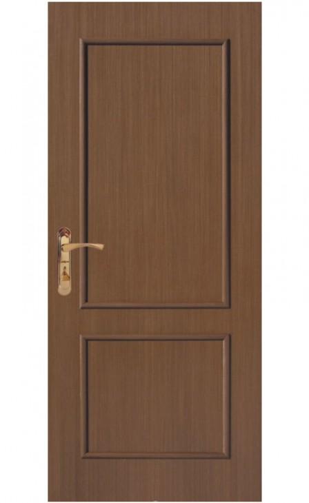Деревянная входная дверь Классика Багет Орех